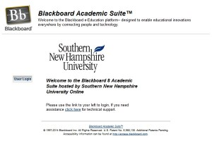 SNHU Blackboard Login