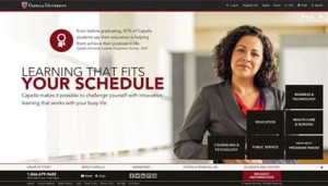 capella homepage